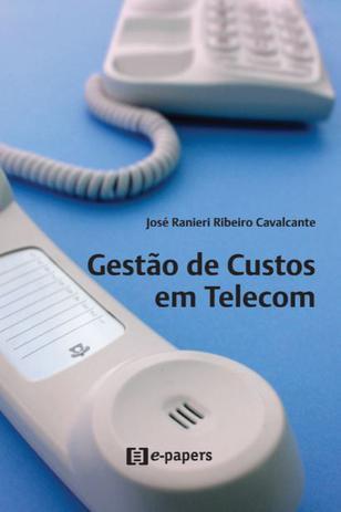 foto livro Gestão de Custos em Telecom